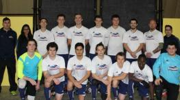 Thunderhawks Men's Indoor Soccer Team 2016-17