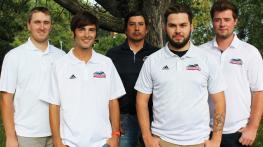 Confederation College golf team
