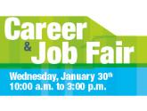Career Fair Staff News