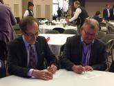 Confederation College & Saskatchewan Polytechnic Sign LOI