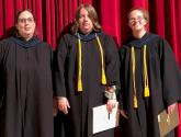 CICE graduates (l-r) Pricilla Remillard, Brandy-Lynn Croom and Rebecca Wurch.jpg