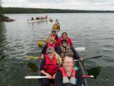 Canoe Trip 2018 promo photo with Murray Metcalf