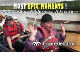 Canoe Adventure Trip 2018 - MOST EPIC MOMENTS! - video #4 thumbnail