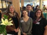 Confederation awards recognition reception welcomed donors and recipients to celebrate student success