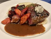Tenderloin Steak and Dinner