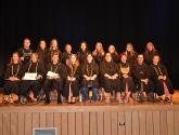 Dryden Campus Graduates