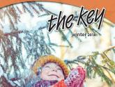 The Key - Winter 2018 Cover