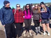 DSW students take the Polar Plunge