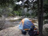 Spring Camping photo