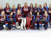 Thunderhawks Women's Hockey team