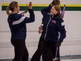 Womens curling team