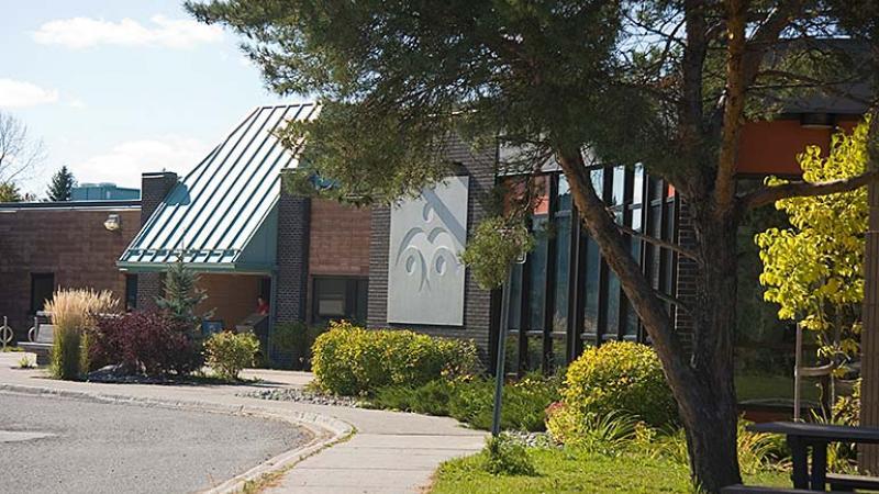 photo - McIntyre - Technology Building - Thunder Bay Campus