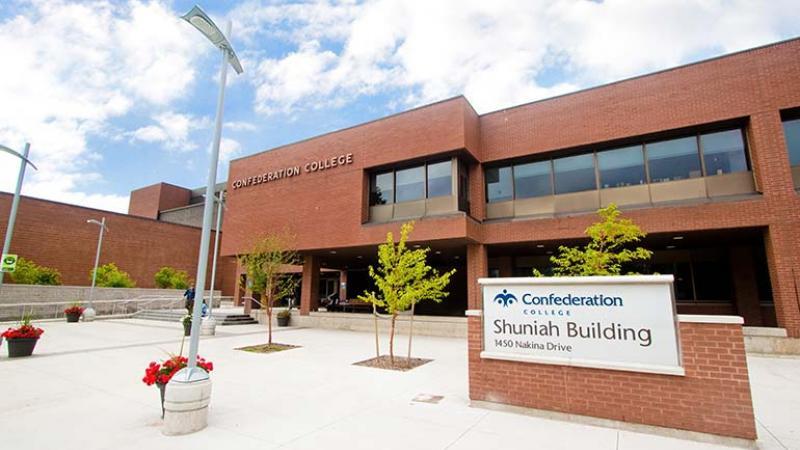 photo - Shuniah Building - Thunder Bay Campus