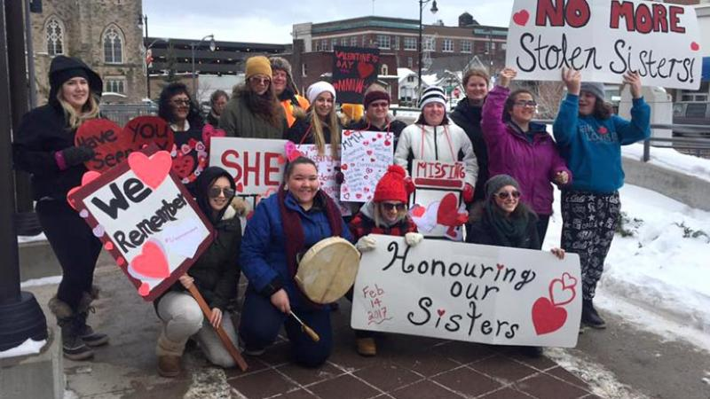 Honouring Our Sisters