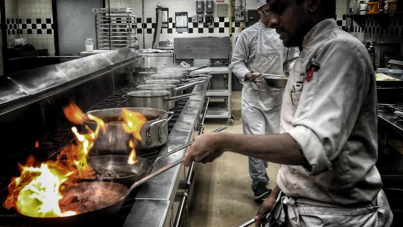Restaurant Cooking Class