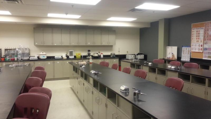 Science Lab photo