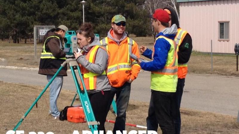 CE230 Advanced Surveying - learning on total stations